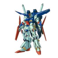 MSZ-010S 強化型ダブルゼータガンダム [Enhanced ZZ Gundam]