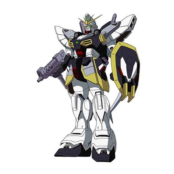 XXXG-01SR2 ガンダムサンドロック改 [Gundam Sandrock Custom]