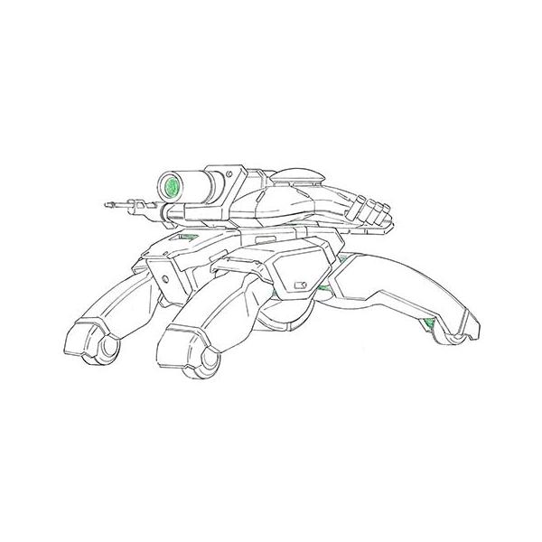 SAU-17 SAUモビルワーカー
