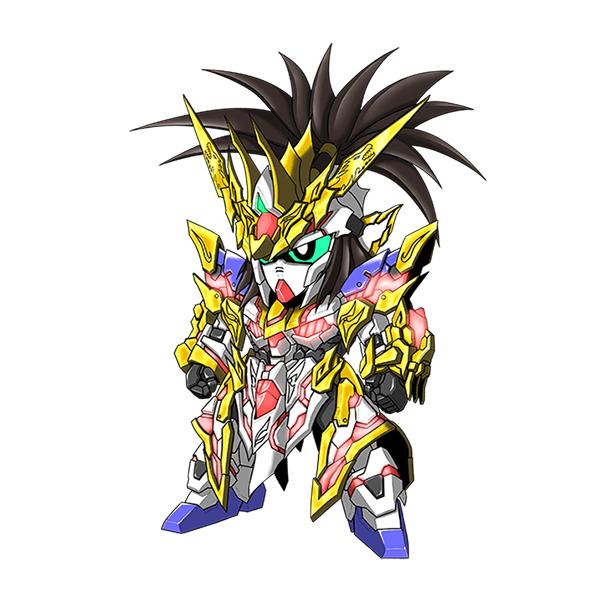 劉備ユニコーンガンダム [Liu Bei Unicorn Gundam]