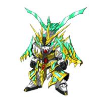 関羽雲長νガンダム [Guan Yu Nu Gundam]