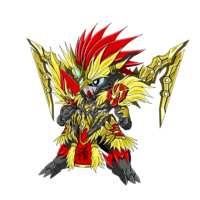 孫堅ガンダムアストレイ [Sun Jian Gundam Astray]