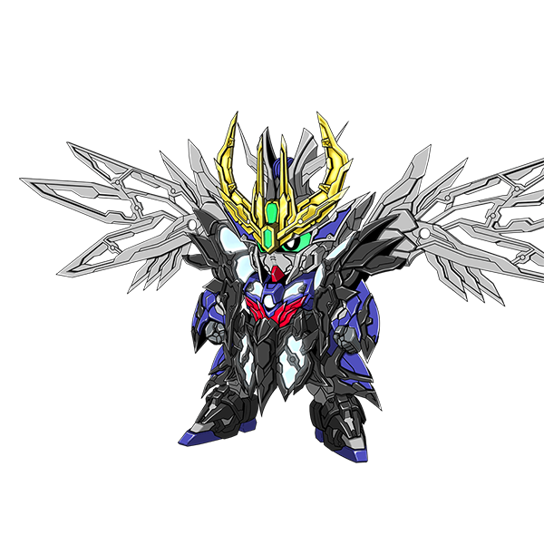 曹操ウイングガンダム [Cao Cao Wing Gundam]