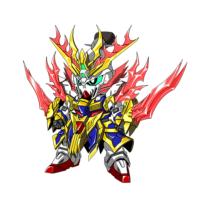張飛ゴッドガンダム [Zhang Fei God Gundam]