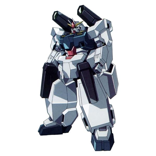 GN-008 セラヴィーガンダム [Seravee Gundam]