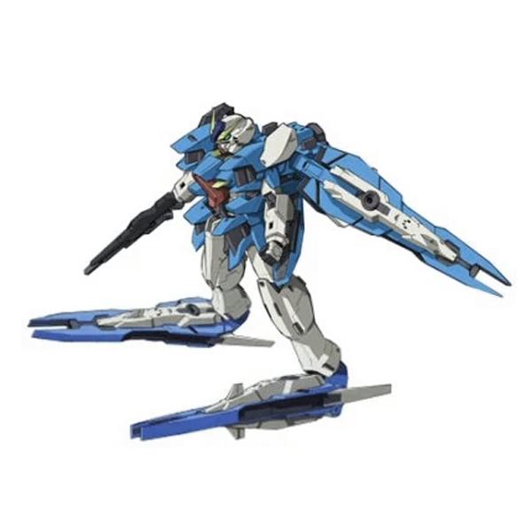 GN-XXX+GNR-000 セファーラジエル 第2形態 [Sefer Rasiel Form 2]