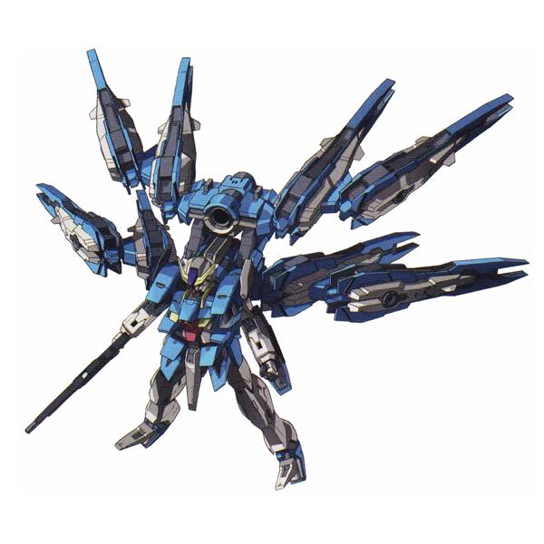 GN-XXX+GNR-000 セファーラジエル 第5形態 [Sefer Rasiel Form 5]