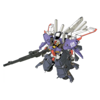 MSA-0011[Bst] Sガンダム(ブースターユニット装着型) [S Gundam Booster Unit Type]