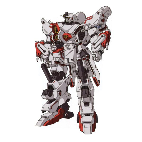 MRX-011 量産型サイコガンダム [Mass Production Type Psyco Gundam]