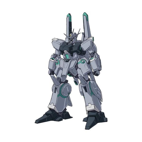 ARX-014 シルヴァ・バレト [ガエル・チャン機] [Silver Bullet Gael Chan Custom]