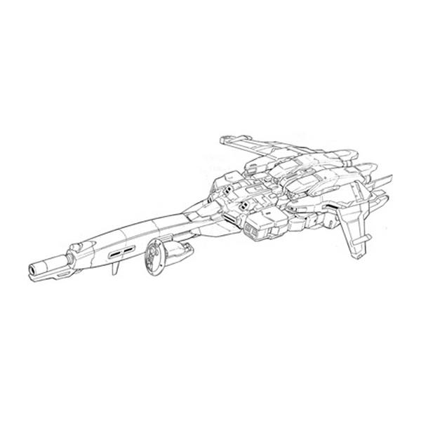 MSZ-010A1 シータプラス [Theta Plus]