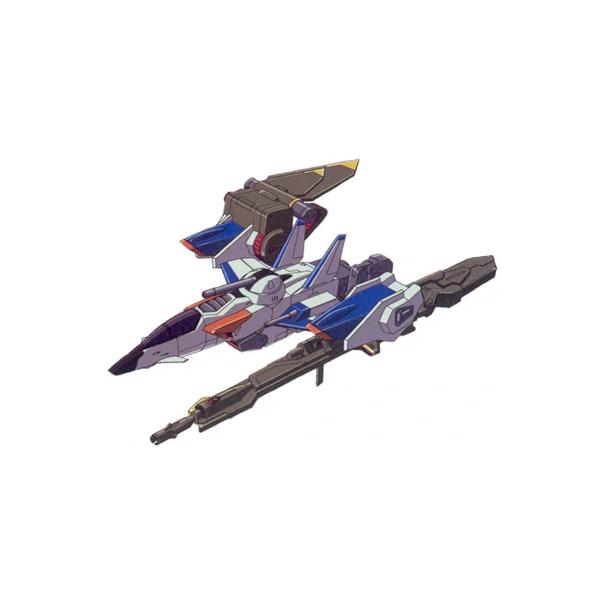 FX-550 スカイグラスパー(ランチャーストライカー装備) [Skygrasper]