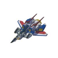 FX-550 スカイグラスパー(Gフライト装備)〈カイト・マディガン専用機〉 [Skygrasper]