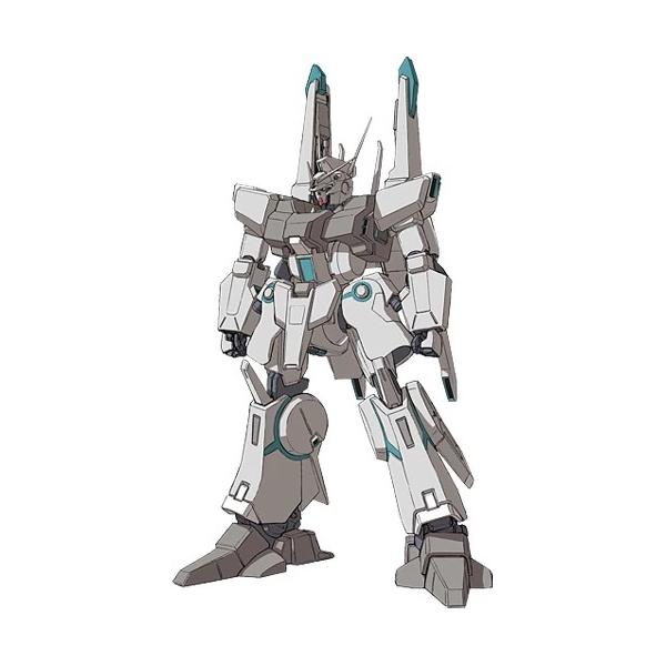 ARX-014 シルヴァ・バレト(ガンダム・ヘッド型)