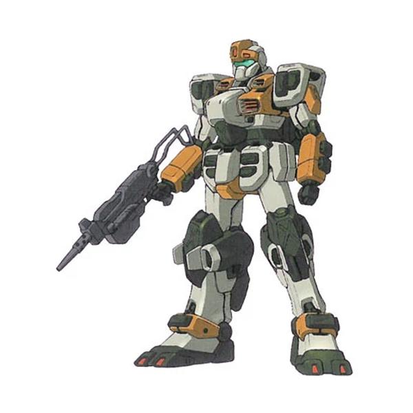 RGM-79FD 装甲強化型ジム [Armored GM]