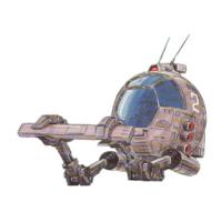 SP-W03 スペースポッド [Space Pod]