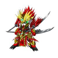 孫権ガンダムアストレイ [Sun Quan Gundam Astray]