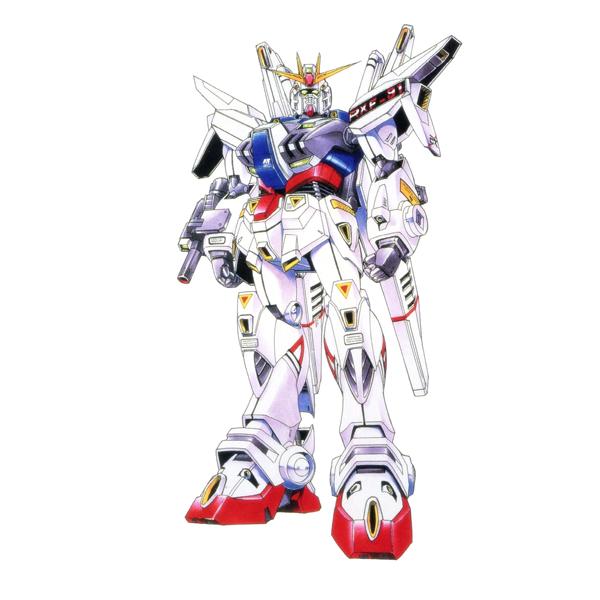 RXF-91A シルエットガンダム改