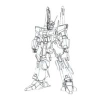 ARX-014 シルヴァ・バレト(ジム・ヘッド型) [Silver Bullet]