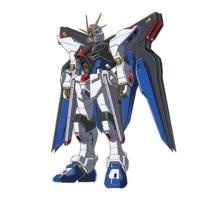 ZGMF-X20A ストライクフリーダムガンダム [Strike Freedom Gundam]