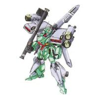 RGM-89S スタークジェガン(大型ミサイル装備) [Stark Jegan]