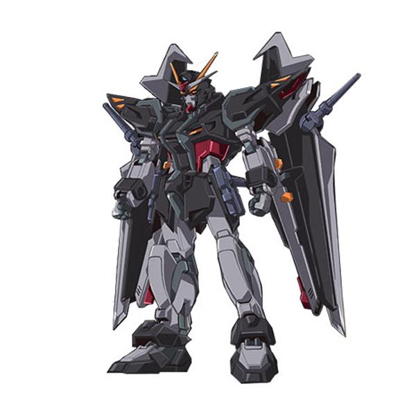 GAT-X105E+AQM/E-X09S ストライクノワールガンダム [Strike Noir Gundam]