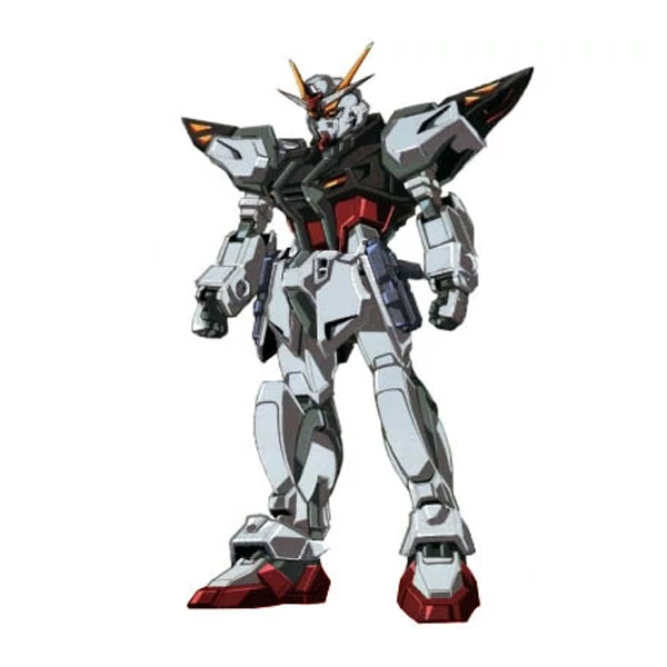 GAT-X105E ストライクE [Strike Gundam E]