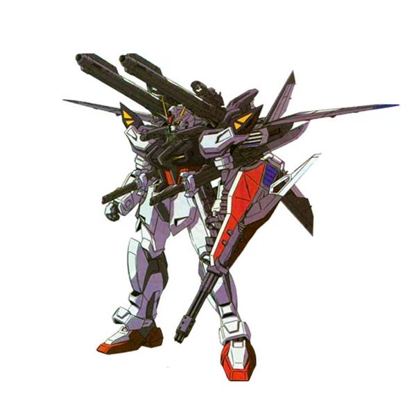 GAT-X105E+P202QX ストライクE+I.W.S.P. [Strike Gundam E IWSP]