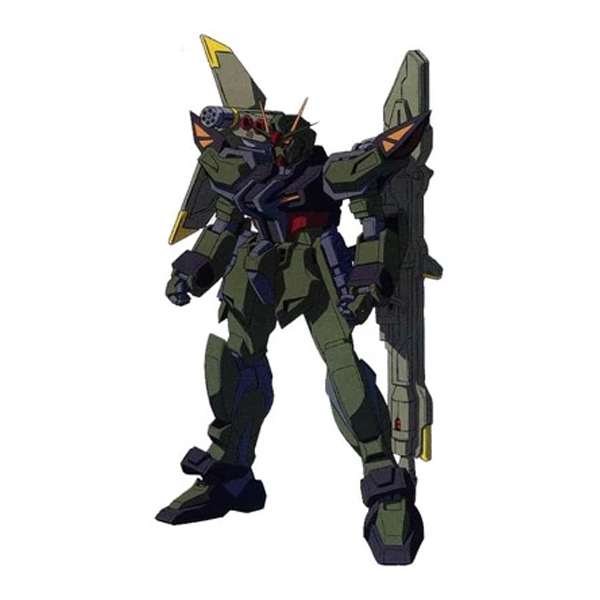 GAT-X105E アナザートライアルランチャーストライクE [Launcher Strike Gundam E]