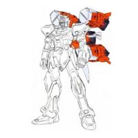 GAT-X105+AQM/E-X04 ガンバレルストライクガンダム [Gunbarrel Strike Gundam]