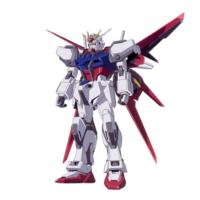 GAT-X105+AQM/E-X01 エールストライクガンダム [Aile Strike Gundam]