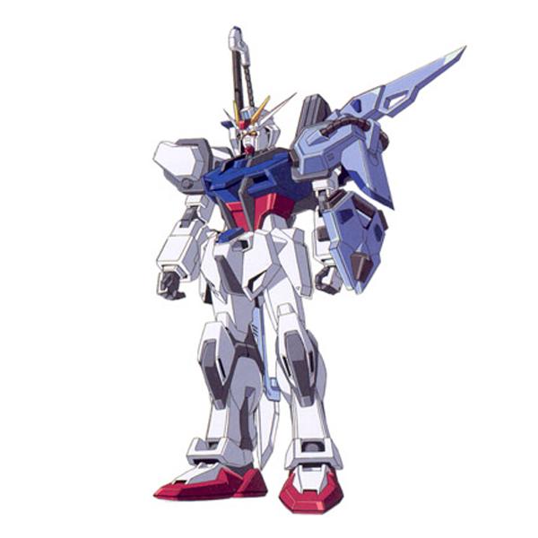 GAT-X105+AQM/E-X02 ソードストライクガンダム [Sword Strike Gundam]