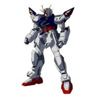 GAT-X105E ストライクE[ルカス・オドネル専用機] [Strike Gundam E Lukas O'Donnel Custom]