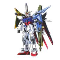 GAT-X105+AQM/E-YM1 パーフェクトストライクガンダム [Perfect Strike Gundam]