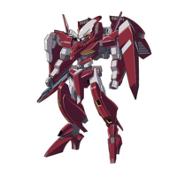 GNW-003 ガンダムスローネドライ [Gundam Throne Drei]
