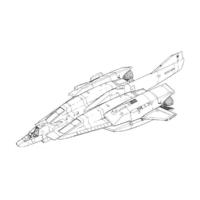 FF-S4 ダガーフィッシュ