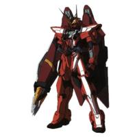 ZGMF-X12A+AQM/E-X05 テスタメントガンダム ディバインストライカー装備型[カイト・マディガン専用機] [Divine Testament Gundam (Kaite Madigan Custom)]