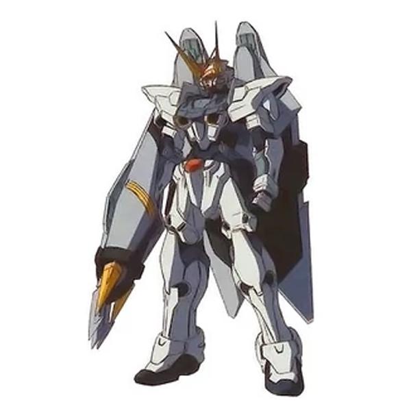 ZGMF-X12A+AQM/E-X05 テスタメントガンダム ディバインストライカー装備型 [Divine Testament Gundam]