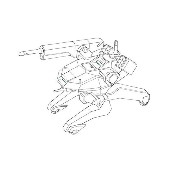 TK-56 鉄華団モビルワーカー