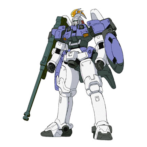 OZ-00MS2 トールギスII