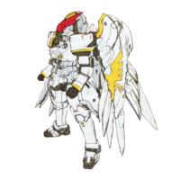OZ-00MS トールギスフリューゲル [Tallgeese Flugel]