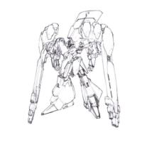 ORX-005 ギャプランTR-5〈サイコギャプラン〉