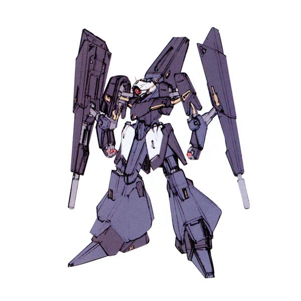 ORX-005 ギャプランTR-5〈フライルー〉 (サポートバイザー装備)