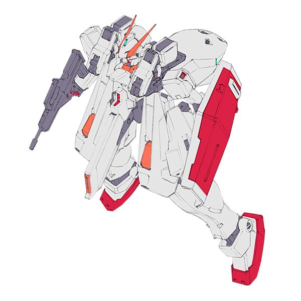 RX-124 ガンダムTR-6〈ジムII〉