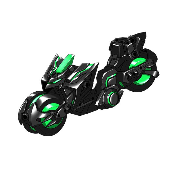 トリニティバイク [Trinity Bike]