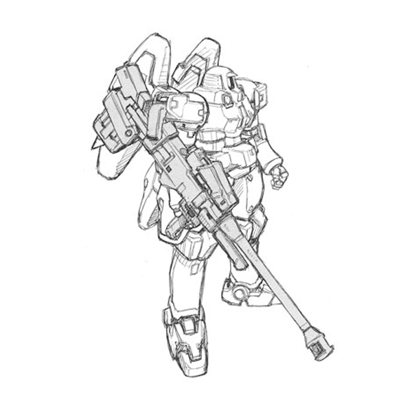 OZ-00MS トールギス始龍