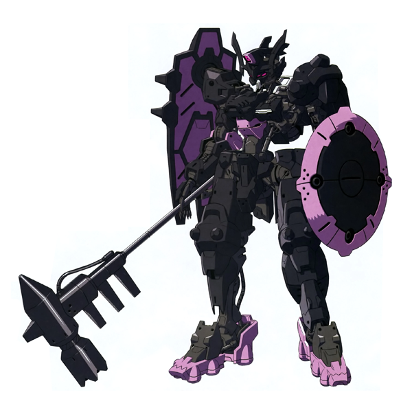 ASW-G-47 ガンダム・ウヴァル [Gundam Vual]