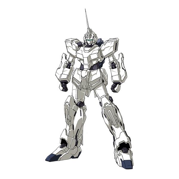 RX-0 ユニコーンガンダム1号機 [Unicorn Gundam 01]