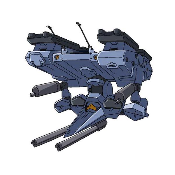 MA-115HT ユニオンリアルドホバータンク ダブルバレル[地球連邦平和維持軍仕様機]