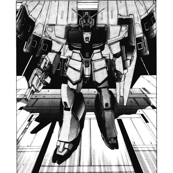 RX-93 νガンダム[FAMAS仕様機]